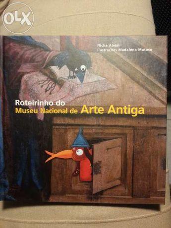 Roteirinho do Museu de Arte Antiga