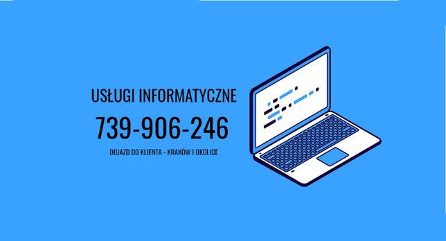 Serwis Komputerowy   Naprawa komputerów, laptopów, telefonów   Dojazd
