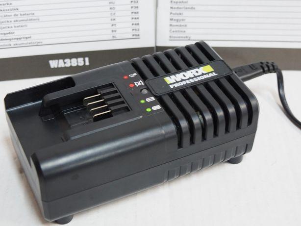 WORX ladowarka WA3851 Professional wkretarka klucz pila