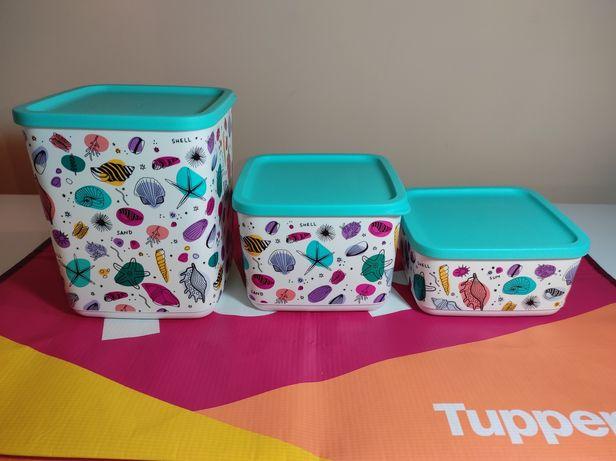 Tupperware - Conjunto Cubix Copacabana