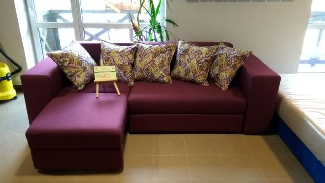 Диван + кутовий диван 2 в одному