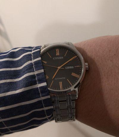 Zegarek automatyczny Citizen na gwarancji PL