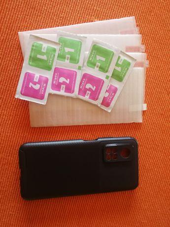 Capa e película Xiaomi Mi 10 T