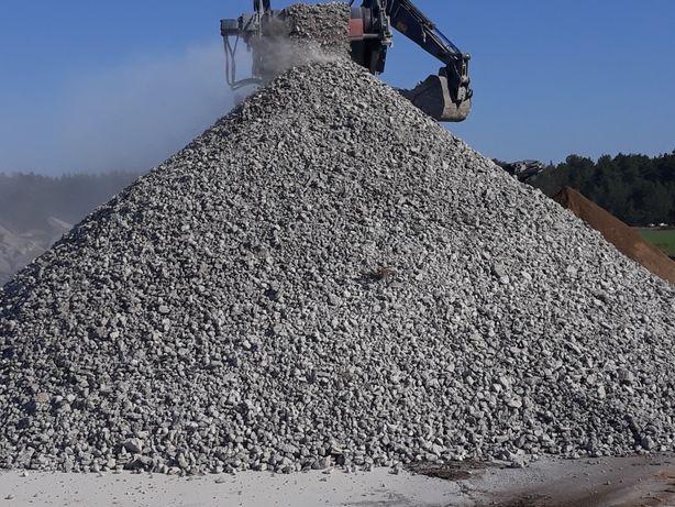 Kruszywo betonowe drogowe Przekrusz betonowy drogowy