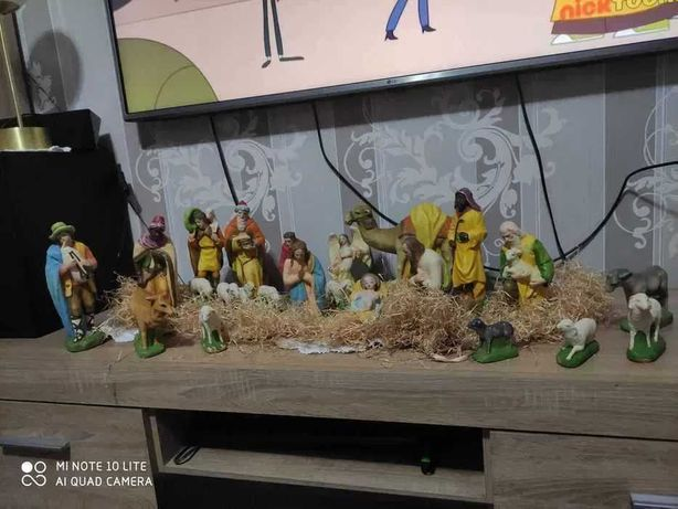 Bożonarodzeniowe figurki
