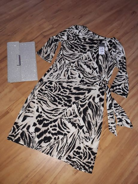 Sukienka Wallis + torebka kopertówka