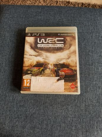 WRC - jogo Playstation 3 (PS3)