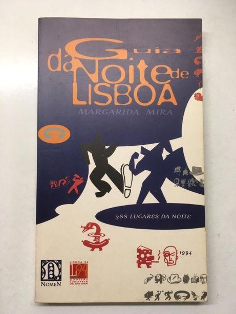 Livro - Guia da Noite de Lisboa