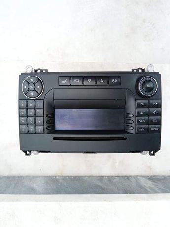 Rádio original Mercedes