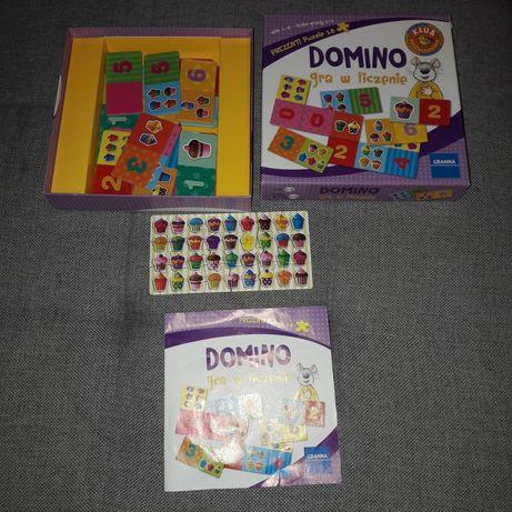 Domino gra w liczenie Granna
