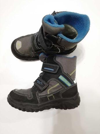 Зимние термо сапоги ботинки сапожки на мальчика Superfit р.29