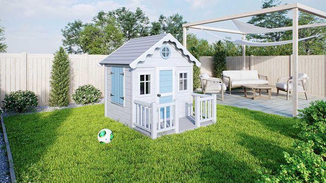 Domek ogrodowy, drewniany dla dziecka, dzieci Smyk od Dżepetto!