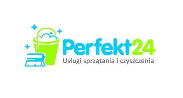 Usługi sprzątające sprzątanie biur hal mieszkań instytucji /Perfekt24/