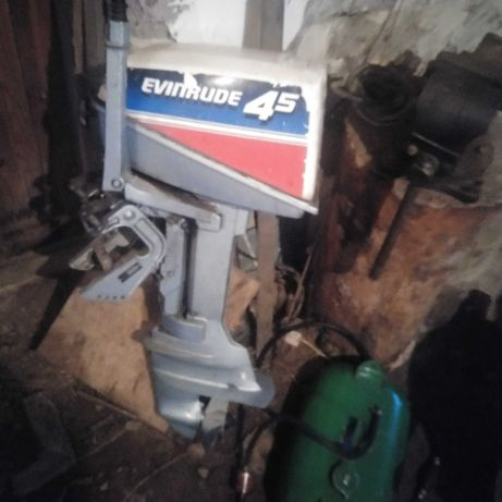 Мотор Evinrude 4,5