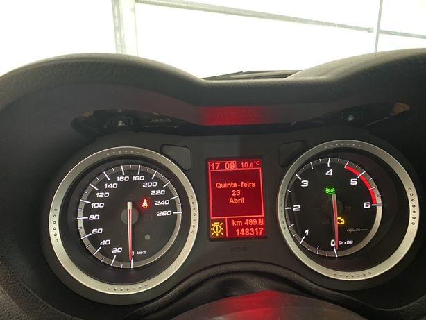 Quadrante e manometros Alfa Romeo 159