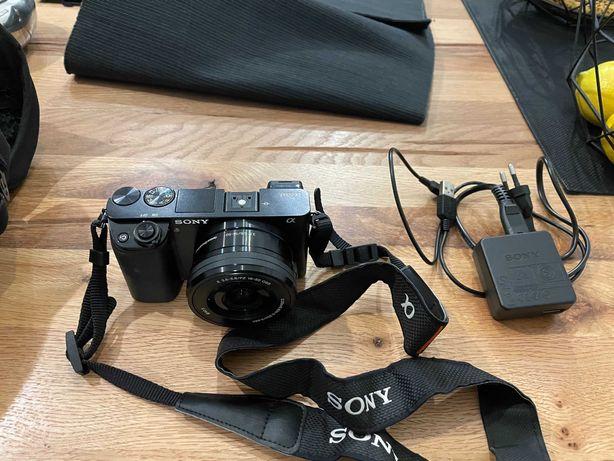 Sony Alpha 6000, stan idealny