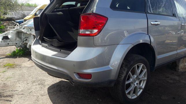 Разборка запчасти Dodge Journey 2015 крышка багажника