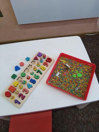Дитячий психолог (дефектолог). Корекційні заняття з дітьми з ООП