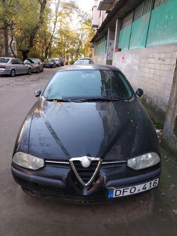 Alfa Romeo на газу
