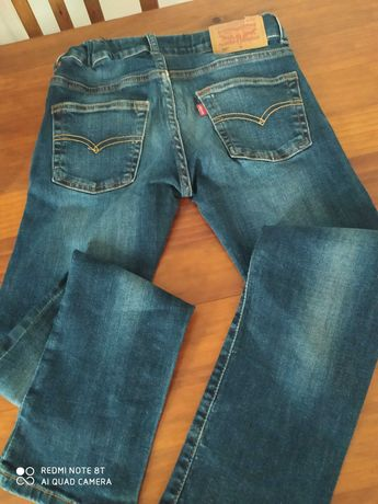 Jeans da Levi's para rapaz