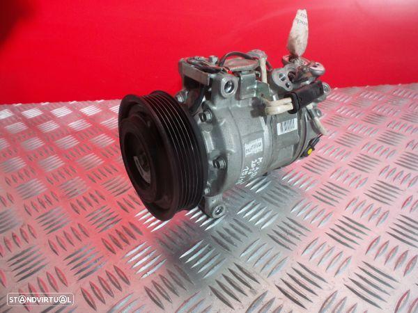 Compressor Do Ar Condicionado Mercedes-Benz A-Class (W176)