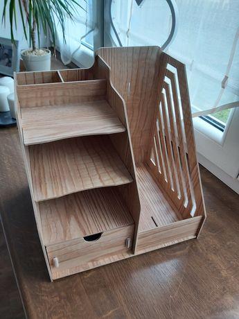 Organizer drewniany