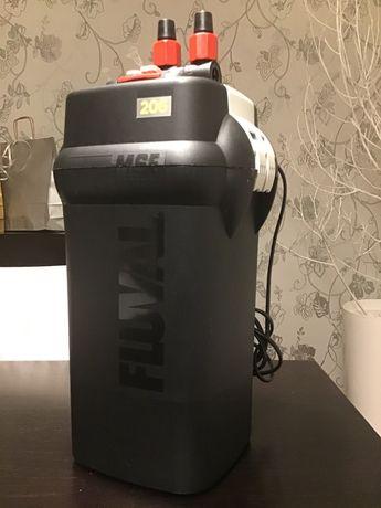 """Filtro Externo  Fluval 206 (Oferta de """"algodão"""" de filtragem)"""