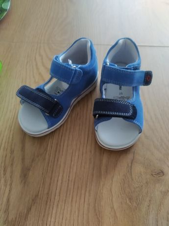 Sandały dla chłopca r 25