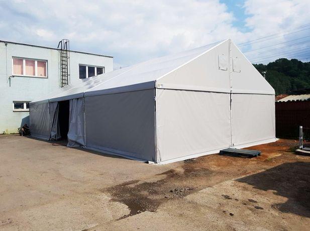 8x20 HALA dla przemysłu NAMIOT STALOWY producent hal namiotowych