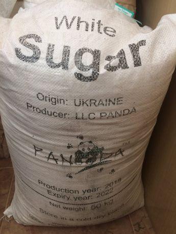 Продам сахар в мешке-50кг-Самовывоз!