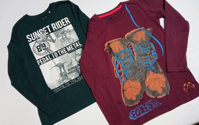 Koszulki z długim rękawem 146/152