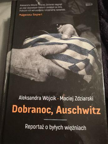 Dobranoc,Auschwitz Aleksandra Wójcik, Maciej Zdziarski