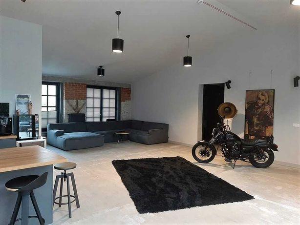 Wyjątkowy apartament w stylu loft z tarasem