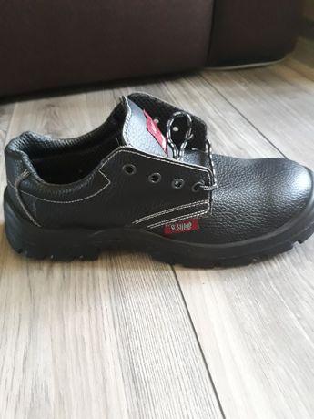 Спец обувь. Полуботинки рабочие, летние. Защитная обувь с подноском.