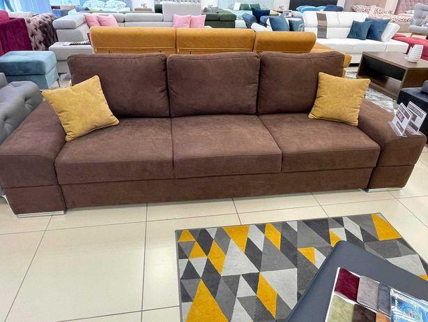 Sofa ZARA DL 270 cm od ręki na raty MEBLE GÓRECKI