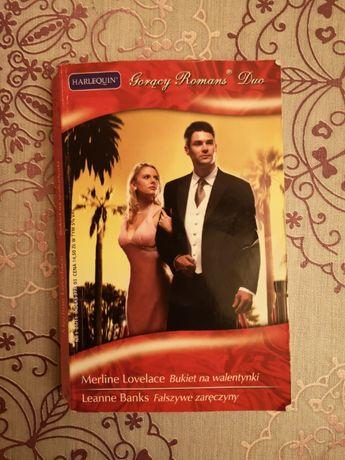 Książka Gorący Romans Duo Harlequin (Bukiet na Walentynki) - Zadbana