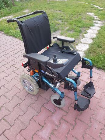 Wózek inwalidzki Invacare Mistral3 plus