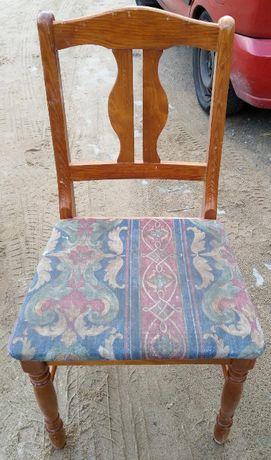 4 Krzesła do renowacji
