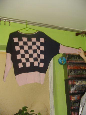 bluzka nietoperz roz 44