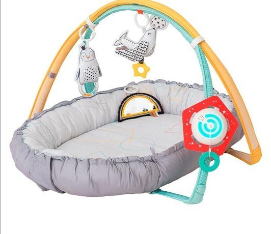 Развивающий коврик Taf Toys Полярное сияние 4 в 1 Уютное гнездышко