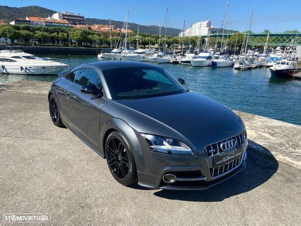 Audi TT S 2.0 TFSi quattro S Tronic