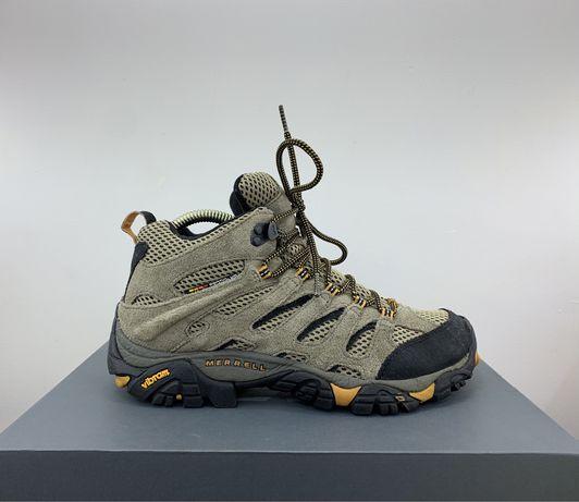 Ботинки Merrell Moab Ventilator Walnut 41 черевики salomon lowa scarpa