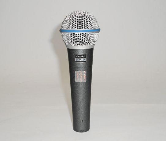 Оригинальный SHURE BETA 58A (новый, микрофон) Мексика