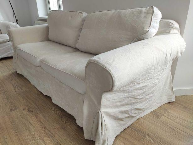 Sofa EKTORP Ikea 2os. z funkcją spania