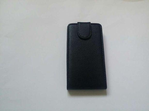 """Bolsa/capa """"Pele"""" LG L7 Preta"""