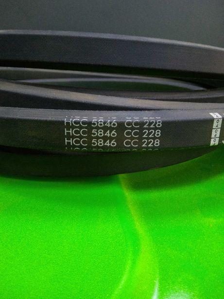 Pasek  HCC5846 C228 optibelt Massey Ferguson Dronninborg