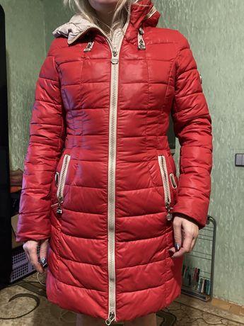 Курточка женская зима
