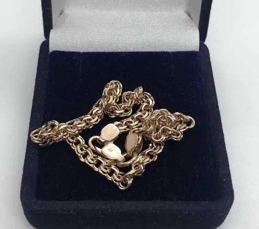 Продам НОВЫЙ Золотой браслет- Бисмарк Проба 585 Вес 9,5 и 10,5