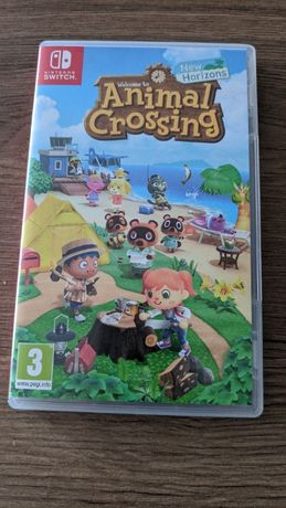 Animal Crossing New Horizons na Nintendo Switch