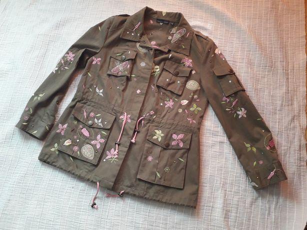 Bawełniana kurtka